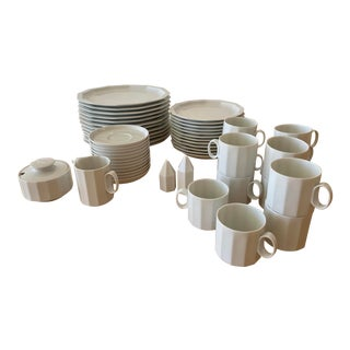 Rosenthal Fine Chine Service for 12 With Accessories For Sale