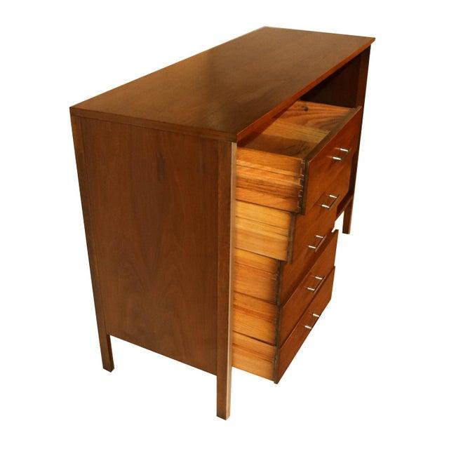 Mid Century Paul McCobb Calvin Group Dresser Media Center Bar Cabinet For Sale - Image 5 of 8