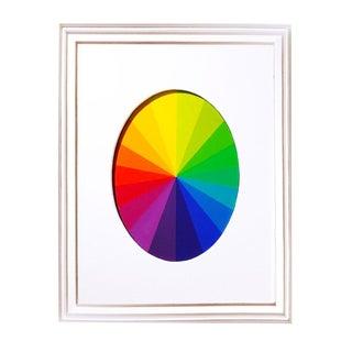 Untitled (18 Color Oval Starburst) by John Donovan 2018 For Sale