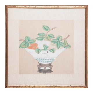 """Fruit Study"" Painting by Won Tai For Sale"