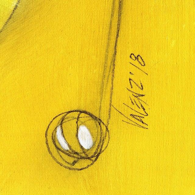 """""""Espacio De Sol"""" Original Abstract Artwork by Sergio Valenzuela For Sale In Los Angeles - Image 6 of 9"""