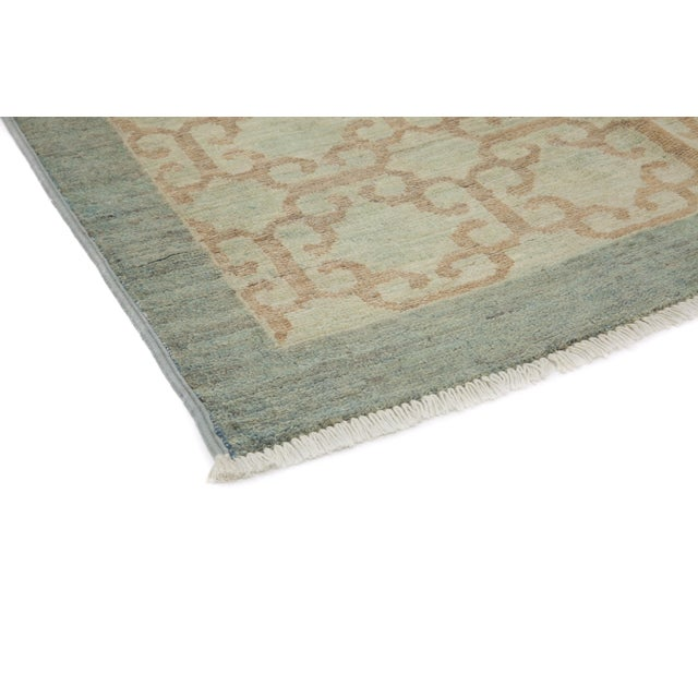"""Khotan Hand-Knotted Rug - 7'9"""" X 9'10"""" - Image 2 of 2"""