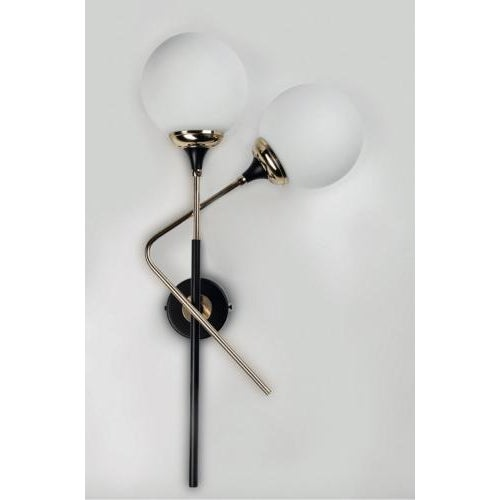 Contemporary Stilnovo Wall Sconce Serie S5050 - 1959 Parete Sx / Dx 2 Luci For Sale - Image 3 of 3