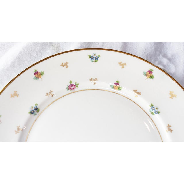 Dinner Plates by Lamberton, Molly Pitcher - Set of 6 For Sale - Image 4 of 8