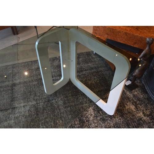 White Vintage Desk From France, C.1970 For Sale In Nashville - Image 6 of 9