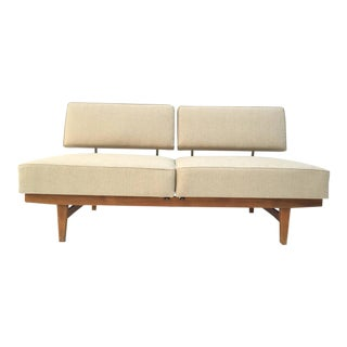1950s Magic Day Bed Sofa Model Stella (no. 5920) by Wilhelm Knoll Germany