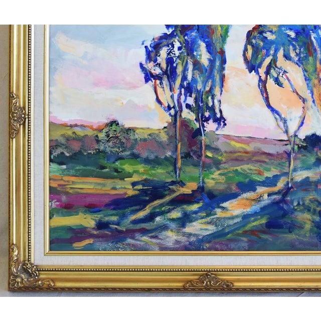 Juan Guzman Ojai California Landscape Oil Painting For Sale In Los Angeles - Image 6 of 10