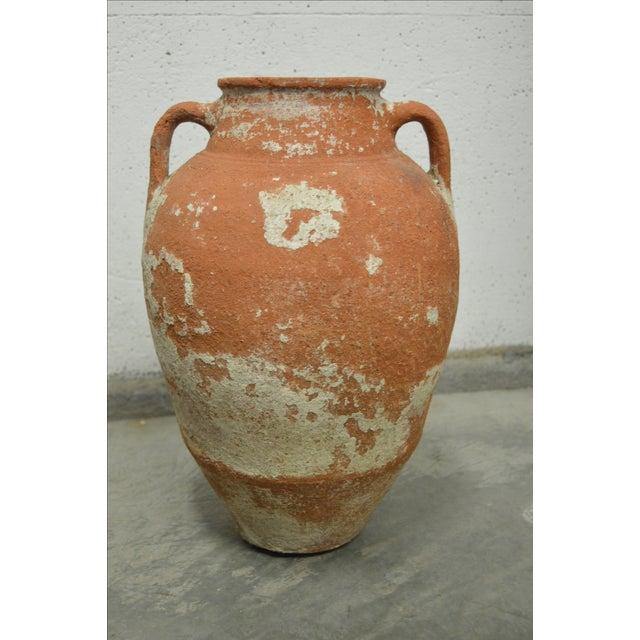 Amphora Greek Antique Pottery - Image 2 of 4