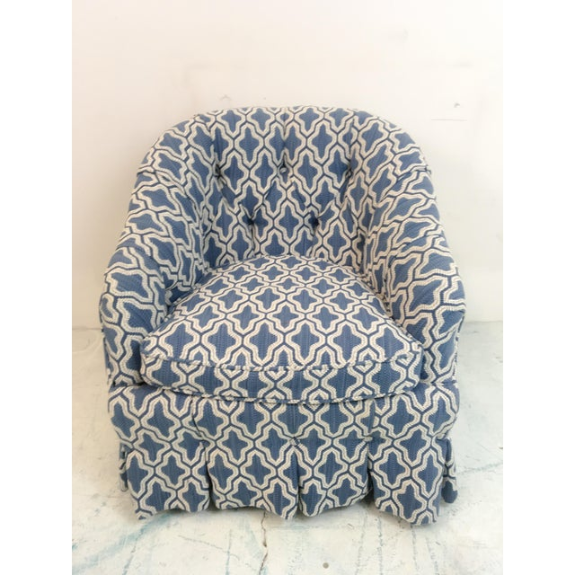 Baker Furniture Club Chair - Image 6 of 6