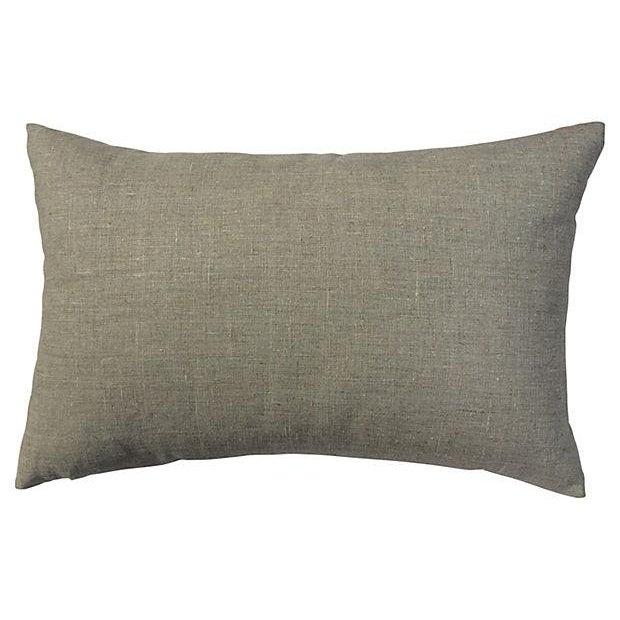 English Jane Austen Toile Pillow - Image 5 of 5