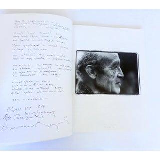 "1986 Isamu Noguchi ""Space of Akari & Stone"" Book Preview"