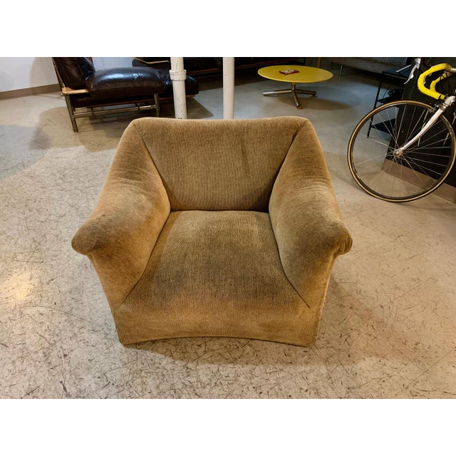 1970s Vintage Mario Bellini for Cassina Italian 685 Armchair- A Pair For Sale - Image 9 of 13