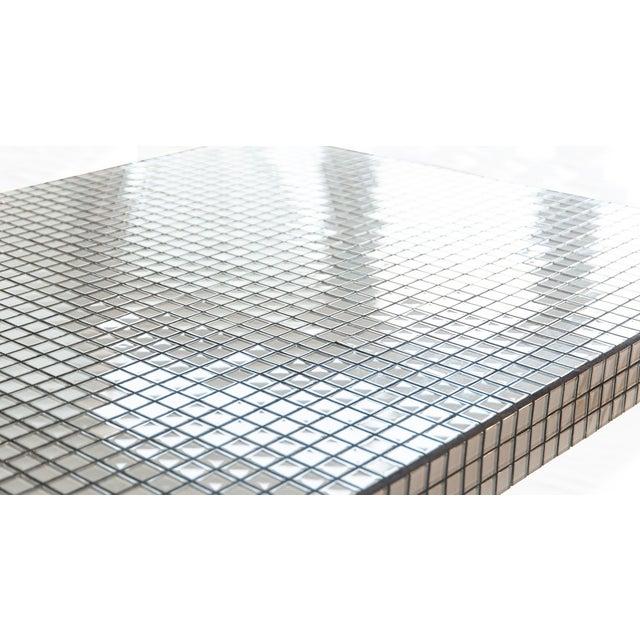 White Superstudio ™ / Origin Collection 2020 - Shop Table - Ashen White For Sale - Image 8 of 9