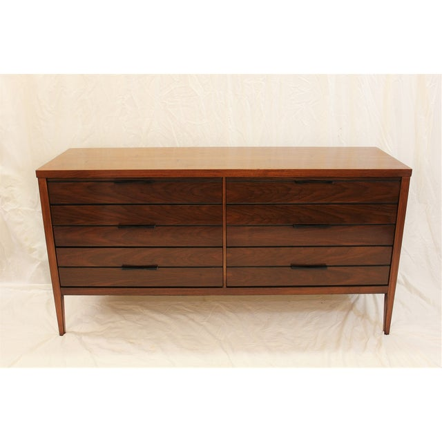 Mid Century Modern Lane Credenza Dresser - Image 2 of 8