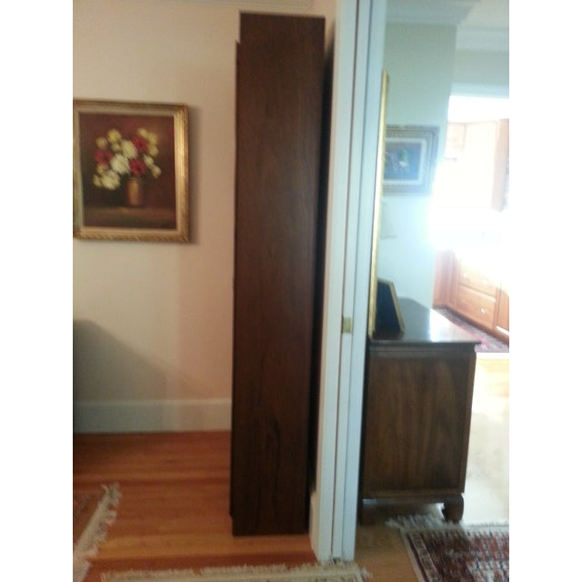 Mid-Century Modern Founders Crystal Cabinet - Image 5 of 8