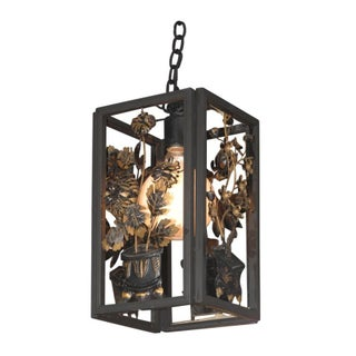 Mid-Century Chinois Lantern For Sale