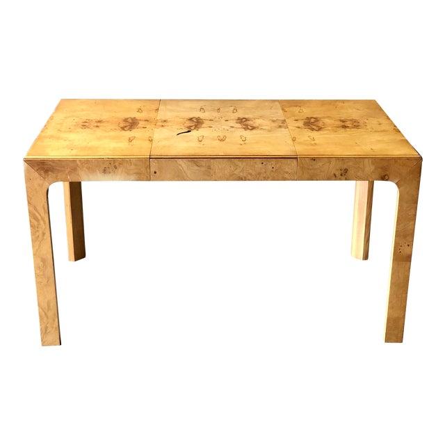 Milo Baughman Parsons Dining Table For Sale