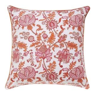 Roller Rabbit Amanda Decorative Pillow Cover - Pink