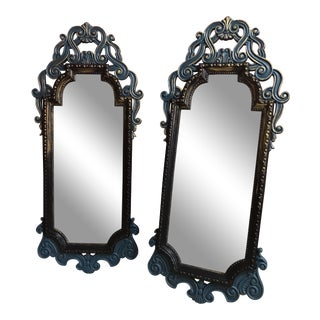 Whymsical Twins Mirrors - A Pair For Sale