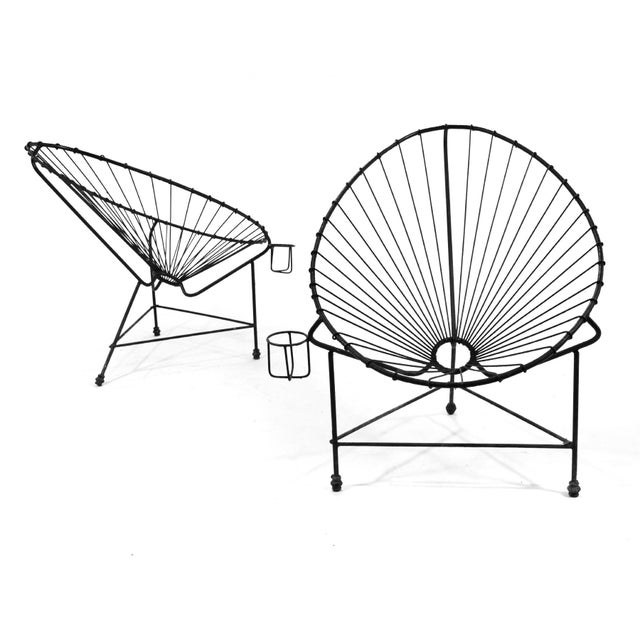 Pair of Acapulco Chairs For Sale In Chicago - Image 6 of 11