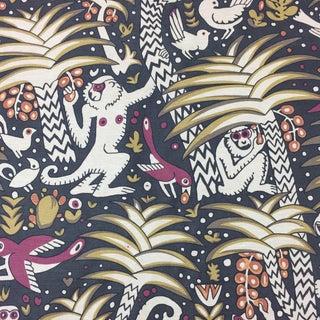 "Lee Jofa ""Macaco"" Fabric - 9 1/3 Yards"