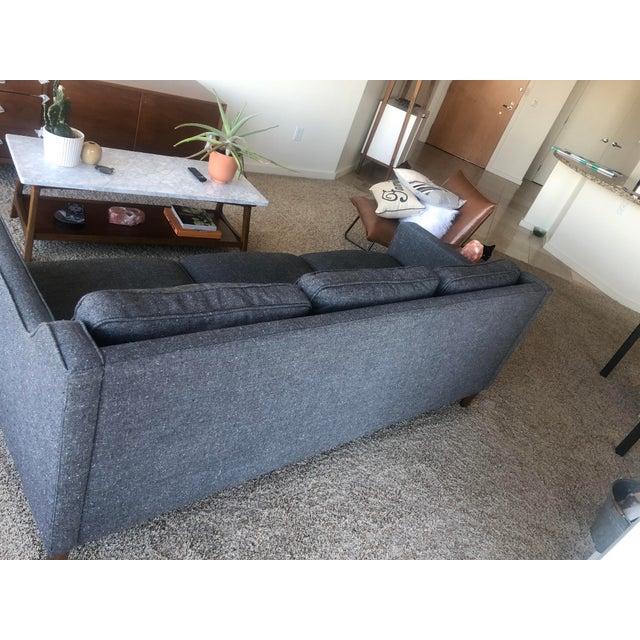 West Elm West Elm Hamilton Sofa For Sale - Image 4 of 8