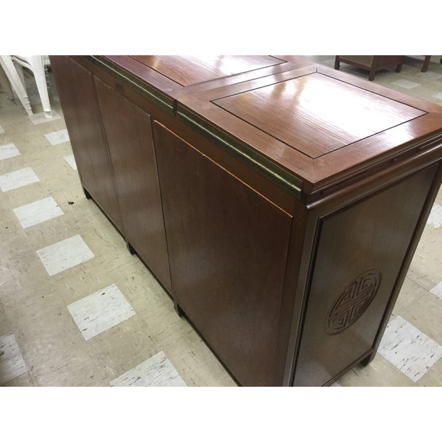 George Zee Stereo Credenza - Image 3 of 9
