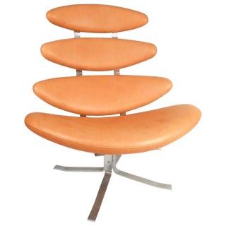Poul M. Volther Corona Chair for Erik Jørgensen For Sale