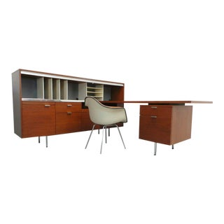 "Mid Century Modern George Nelson for Herman Miller ""Executive Office Group Work Organizer"" For Sale"