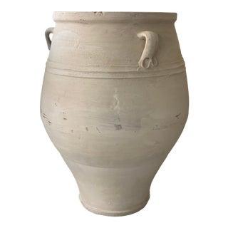 Handmade Classic Greek Terra Cotta Planter For Sale