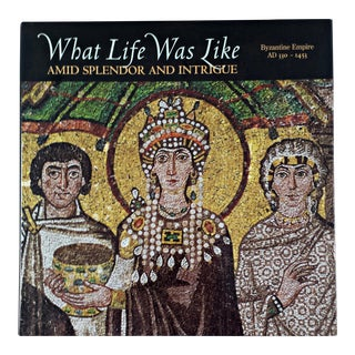 """What Life Was Like Amid Splendor and Intrigue"" Coffee Table Book"