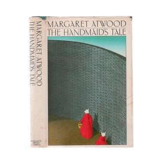 "1986 ""Signed Edition, the Handmaid's Tale"" Collectible Book For Sale"