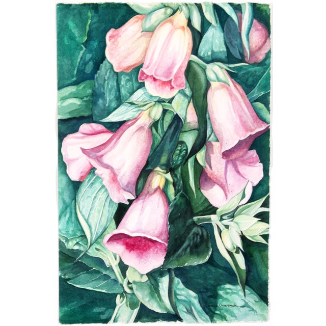 Voilet Foxglove by Gail Overpeck - Image 2 of 4