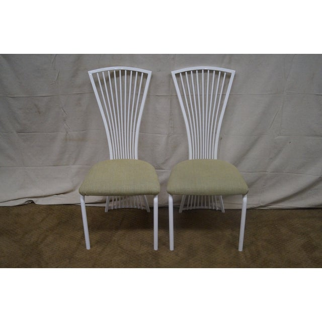 Stoneville Fan Back Dining Chairs - Set of 4 - Image 2 of 9
