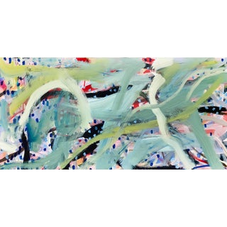 Healing Rays 2020 Original Painting by Jessalin Beutler For Sale