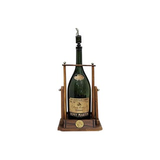 1920s Remy Martin Cognac Bistro Bottle For Sale