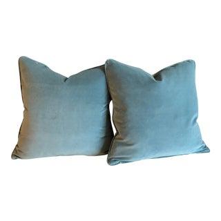 Kravet Velvety Soft Pillows - a Pair