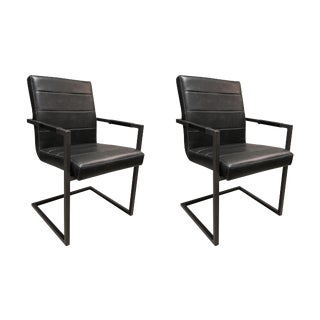 Fabrizio Dining Chairs - A Pair For Sale