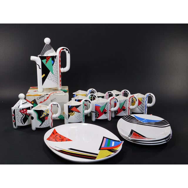 Fujimori Carnival Collection Tea Service - 15 Pieces - Image 2 of 11