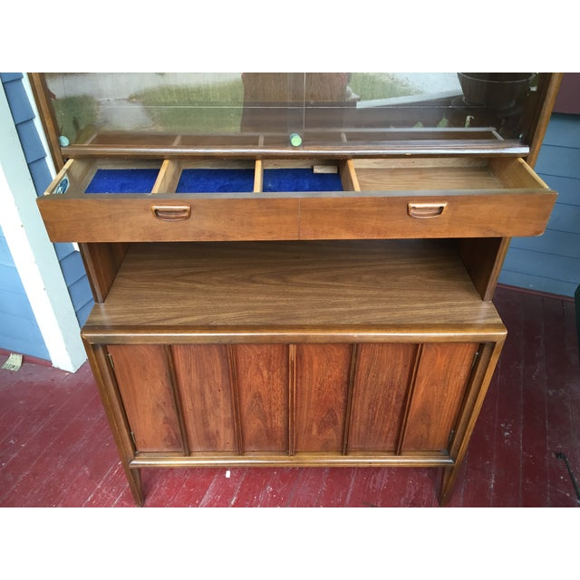 Mid-Century Hutch by Keller - Image 7 of 8