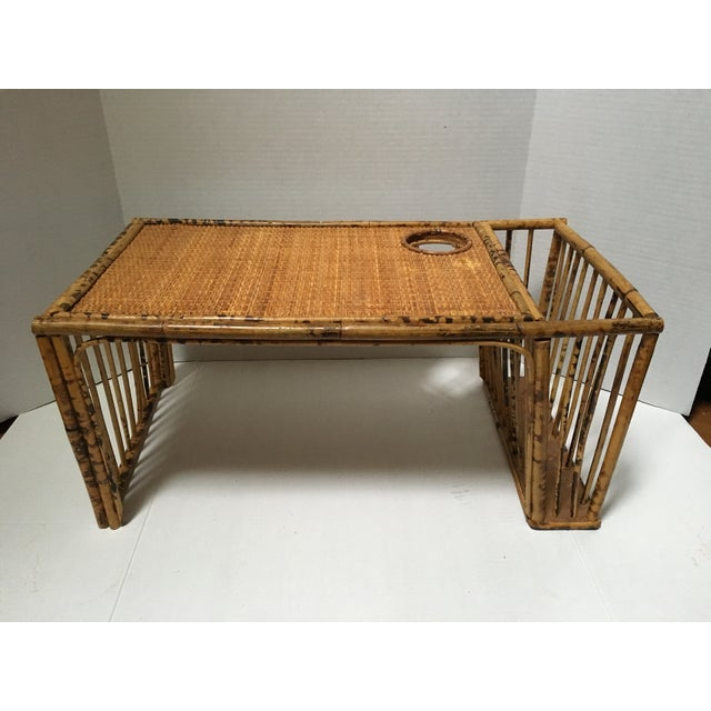 Rattan Serving Bed Tray - Image 2 of 9
