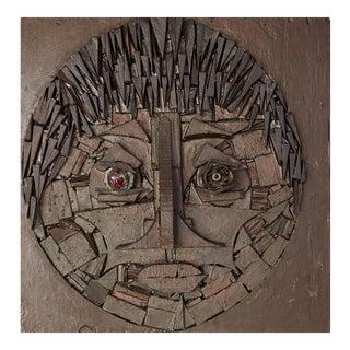 Sadie Hayms Bronze Face For Sale