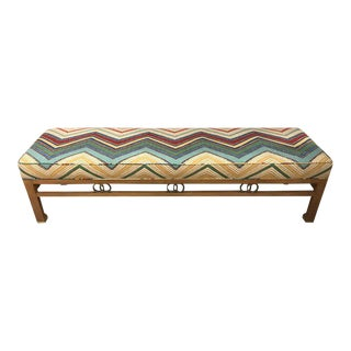 James Mont Long Bench
