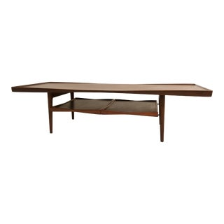 Mid-Century Modern Poul Jensen Coffee Table For Sale
