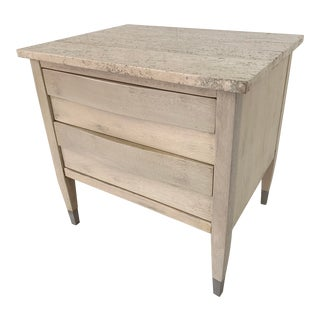 1960s Vintage American of Martinsville Nightstand For Sale
