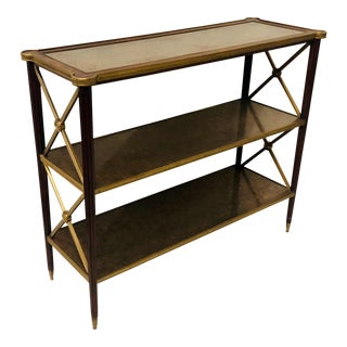 Regency Style Server / Etagere For Sale