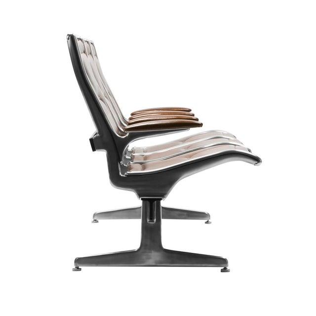 Eames for Herman Miller Tandem Sling Bench - Image 3 of 5