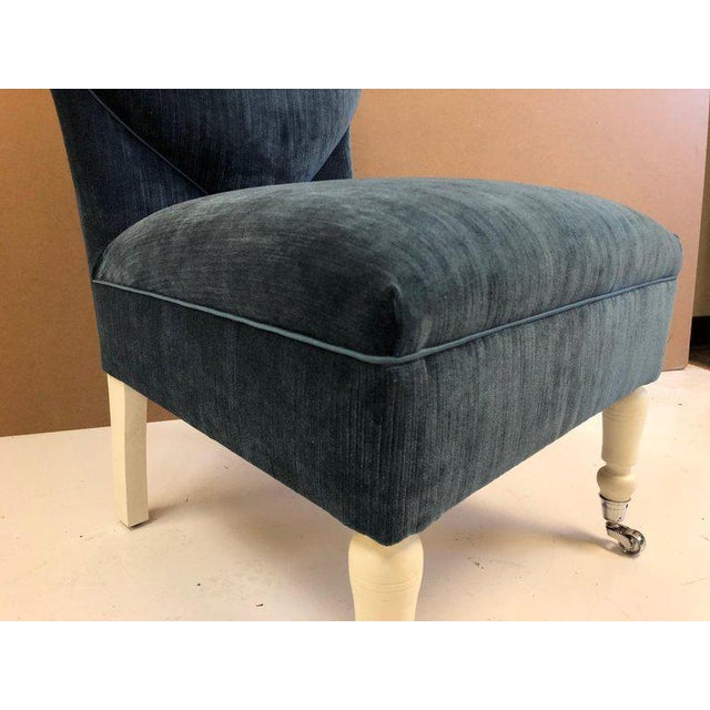 Pair of Flavor Custom Design Lounge Chairs For Sale - Image 10 of 12