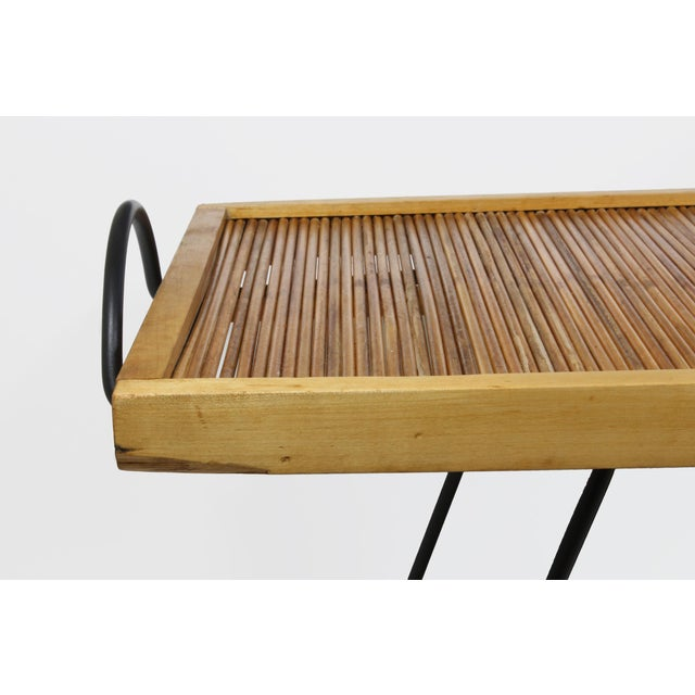 Laverne Originals Mid-Century Dowel Coffee Table For Sale - Image 10 of 11