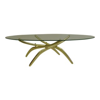 Important Italian 1950s Prototype Cocktail Table Attributed to Carlo Mollino